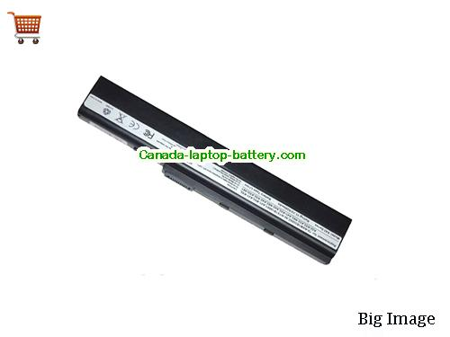 Canada New Asus K52JB K42D A32-K52 A42-K52 Replace Laptop Battery