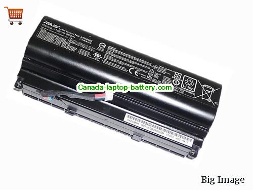 ASUS A42N1403 Battery 88Wh 15V Black Li-ion