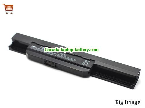 Canada New A42-K53 A32-K53 Replacement Battery For Asus K53B K53BY K53E K53F Laptop