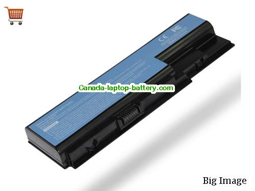 ACER AS07B41 Battery 5200mAh 14.8V Black Li-ion