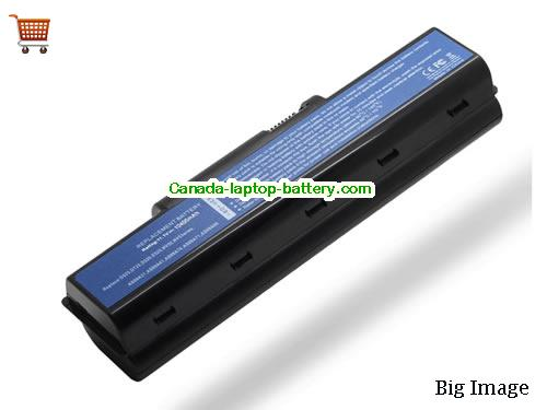 ACER AS09A71 Battery 10400mAh 11.1V Black Li-ion