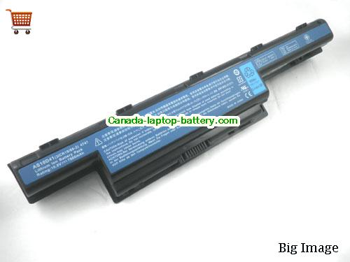 ACER 31NR19/65-2 Battery 4400mAh 10.8V Black Li-ion