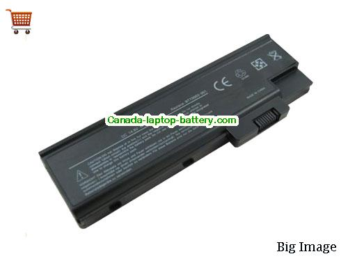 ACER 3002NWLCi Battery 4400mAh 11.1V Black Li-ion