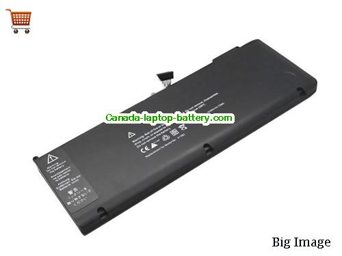 APPLE A1286 (2010/2011/2012) Battery 73Wh 10.95V Black Li-ion
