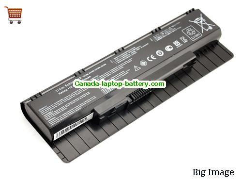 Canada Brand New Replace Battery A31-N56 A32-N56 For Asus N46 N46V N56 N56D N76 N76V Series Laptop