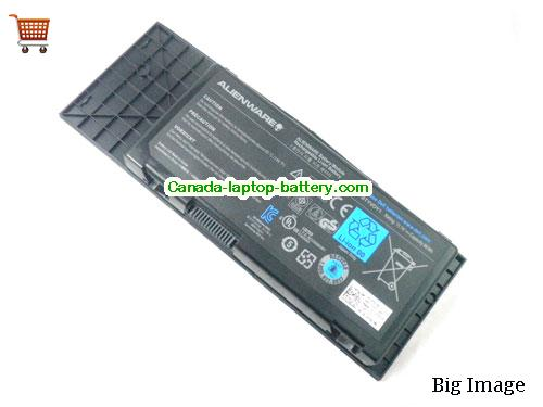 Canada Genuine BTYV0Y1 7XC9N C0C5M Battery For DELL Alienware M17x R3 Laptop 90WH 9cells
