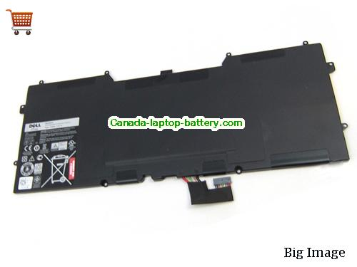 Canada Genuine C4K9V PKH18 Battery For DELL XPS 12 -L221x 9Q33 13 9333 Ultrabook