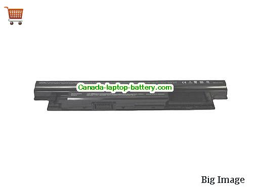 Dell V8VNT Battery 2200mAh 14.8V Black Li-ion