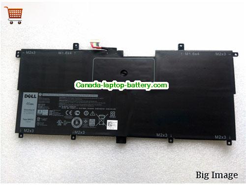 Canada Dell NNF1C HMPFH Battery Rechargeable 46Wh 7.6V