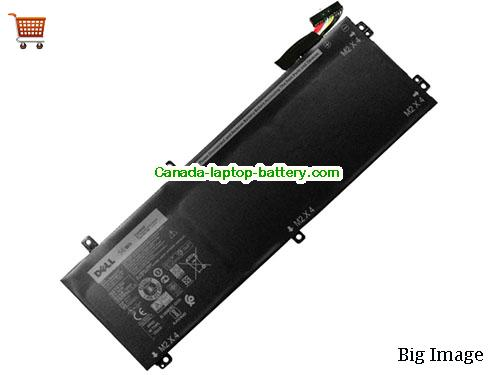 Canada Dell RRCGW Battery Pack Rechargeable Li-ion 11.4V 56Wh