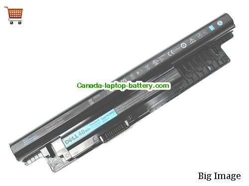 Canada Genuine DELL XCMRD T1G4M V1YJ7 40Wh Battery for Dell Inspiron 17-3721 14R-N5421 Series