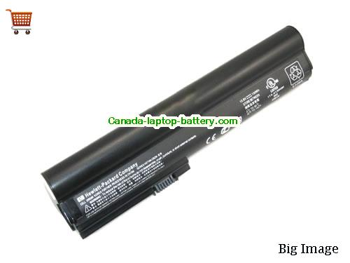 Canada HP HSTNN-C49C, HSTNN-I92C for HP EliteBook 2560p laptop battery, 10.8V 44WH