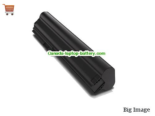 Canada Higer Capacity battery HP HSTNN-C49C, HSTNN-DB2L, HSTNN-DB2M for HP EliteBook 2560p Notebook PC, 9cells, 93WH