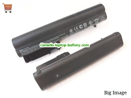 Canada Genuine Hp Compaq Battery For EliteBook 2510P 2530p 2533t 2533t 2540p 2400 2530 nc2400 Notebook 93Wh 9cells