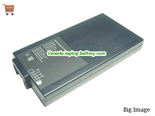 Canada HP 196345-B21,196346-001,Presario 700 Series Laptop Battery 4400AH 14.8V