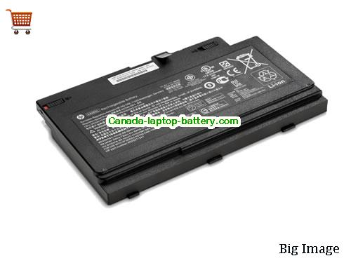 Canada AA06XL Battery HSTNN-DB7L For HP ZBook 17 G4 Series Li-Polymer 96Wh