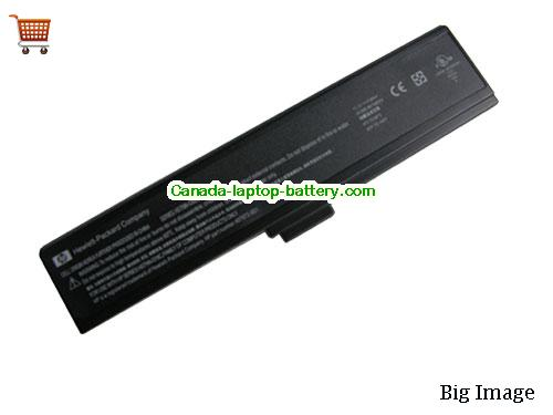 Canada HP HSTNN-CB25,405231-001,Presario B2800 Series Laptop Battery Black