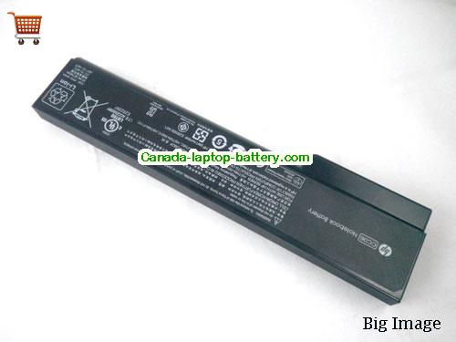 Canada Genuine CC06 CC06X CC09 Laptop battery For HP EliteBook 8460p 8460w 8560p laptop 55wh