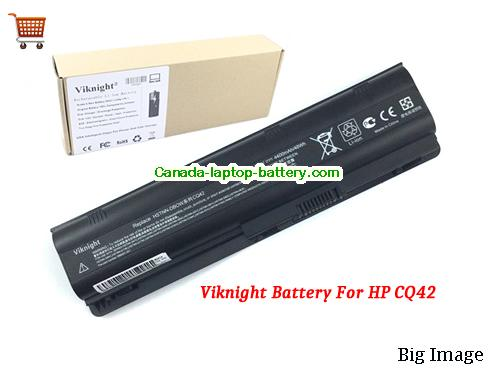 Canada Viknight CQ42 Battery For HP Presaio CQ42 CQ62 CQ72 G42 G62 G72 Series Laptop
