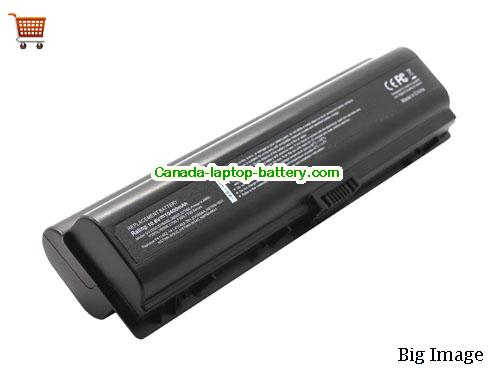 HP 411463-141 Battery 10400mAh 10.8V Black Li-ion