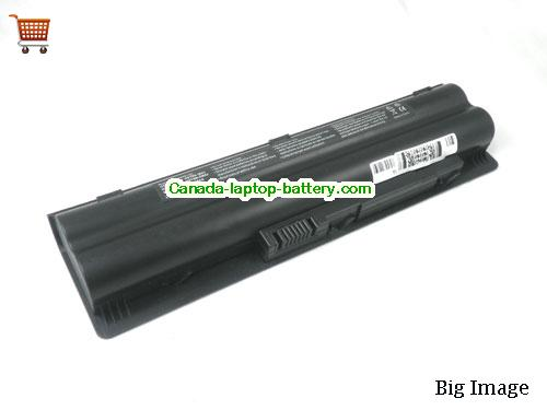 Canada Replacement Laptop Battery for  HP COMPAQ Presario CQ35-116TU, Presario CQ35-228TX, Presario CQ35-102TX, Presario CQ35-119TX,  Black, 4400mAh 10.8V