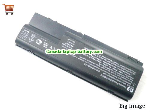 HP 395789-002 Battery 4400mAh 14.4V Black Li-ion