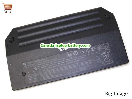 HP HSTNN-I36C Battery 95Wh 14.8V Black Li-ion