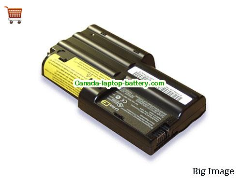 IBM NB508 Battery 4400mAh 10.8V Black Li-ion