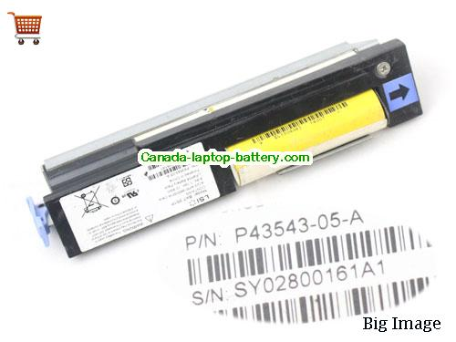 Canada IBM BAT 3S1P PA3543-05-A Battery for IBM NetApp model E5460 storage