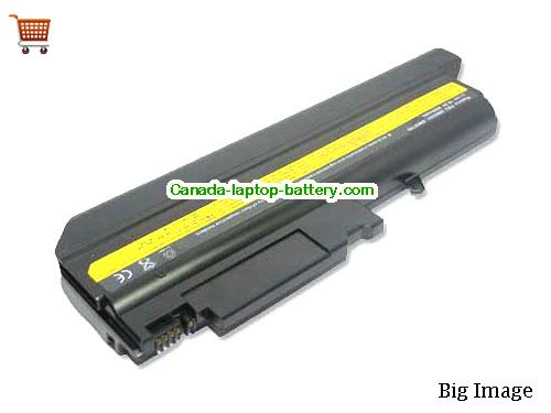 LENOVO 92P1013 Battery 5200mAh 10.8V Black Li-ion
