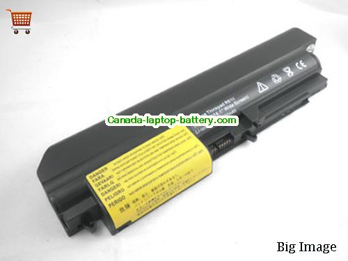 IBM ASM 42T5265 Battery 5200mAh 10.8V Black Li-ion