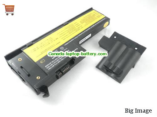 LENOVO FRU 92P1163 Battery 2200mAh 14.4V Black Li-ion