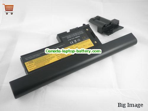 LENOVO FRU 92P1163 Battery 5200mAh 14.8V Black Li-ion