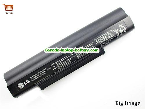 LG LB62117B Battery 5200mAh, 58.5Wh  11.25V Black Li-ion