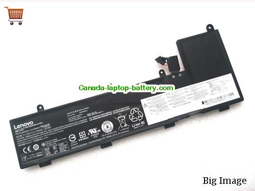 Canada Genuine Lenovo 00HW044 SB10J78992 Battery For Yoga 11e Series