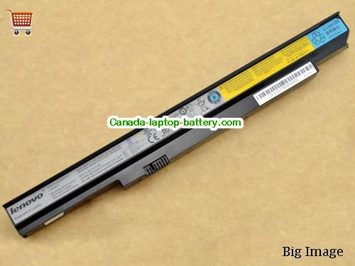 Canada Lenovo L09M4B21, L09N4B21 K26 Laptop Battery 14.8V 4-Cell