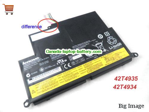 IBM 42T4934 Battery 44Wh 14.8V Black Li-Polymer