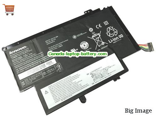 Canada Genuine New 45N1705 45N1706 45N1707 Battery For Lenovo Thinkpad 12.5inch S1 Yoga Laptop