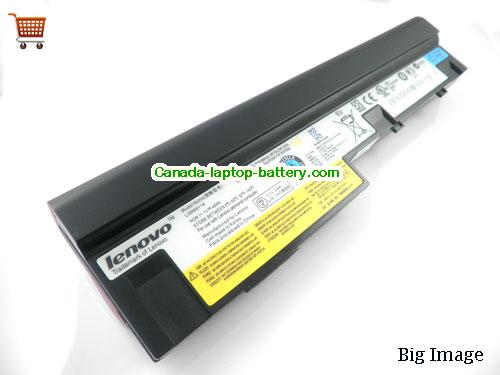 Canada Lenovo  IdeaPad S10-3 L09C6Y14 3ICR19/66 Battery 6CELLS