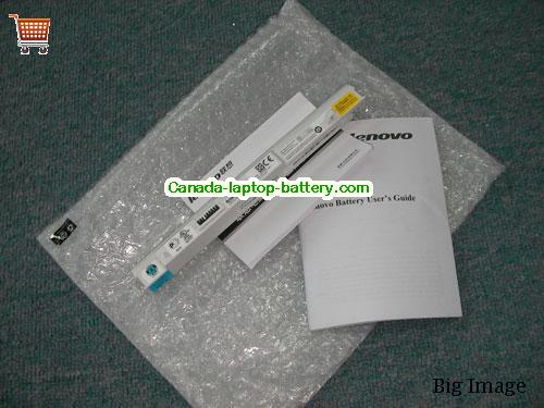LENOVO L09C6Y11 Battery 28Wh 11.1V White Li-ion