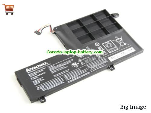 Canada Genuine New L14L2P21 Battery for Lenovo ldeapad 300s Laptop