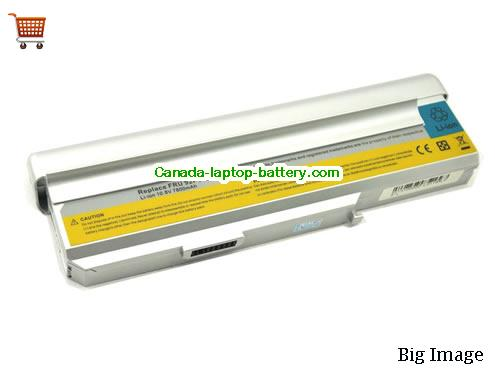 LENOVO ASM 42T5213 Battery 7800mAh 10.8V Silver Li-ion