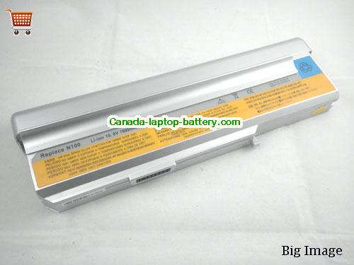 LENOVO ASM 42T5213 Battery 6600mAh 10.8V Silver Li-ion