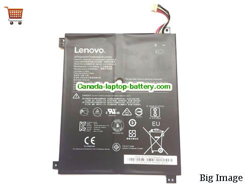 Canada Genuine Lenovo NB116 Battery For IdeaPad 100S