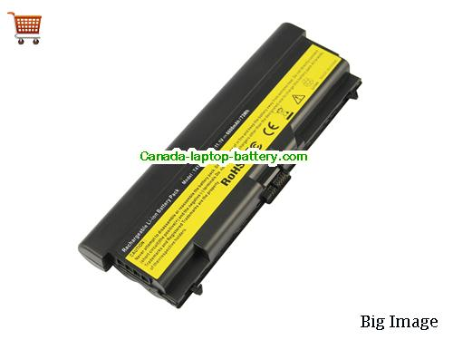 LENOVO FRU 42T4819 Battery 6600mAh 10.8V Black Li-ion