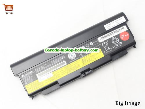 Canada Genuine Lenovo 45N1152 45N1153 T440P T540P Battery 9 Cells 100Wh