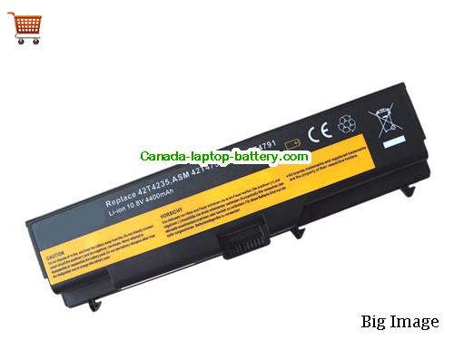 LENOVO FRU 42T4819 Battery 5200mAh 10.8V Black Li-ion