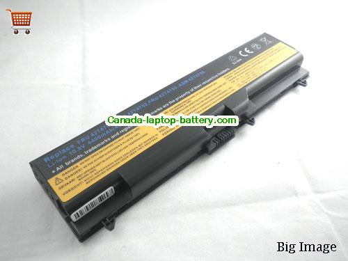 LENOVO FRU 42T4819 Battery 5200mAh 11.1V Black Li-ion