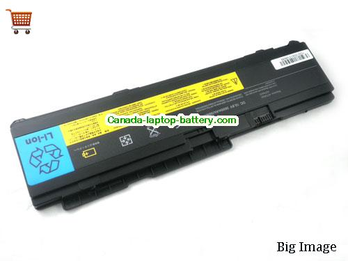 LENOVO FRU 42T4522 Battery 3600mAh 10.8V Black Li-ion