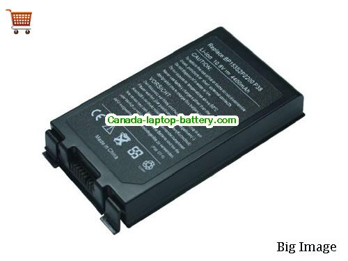 Canada HCL BP153S2P2200 Laptop Battery for P38 Series
